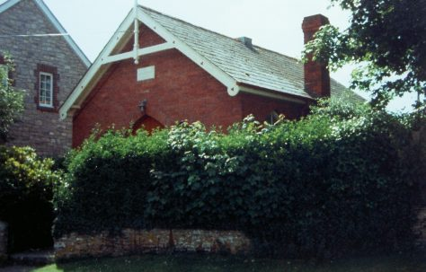 Langton Herring Primitive Methodist chapel