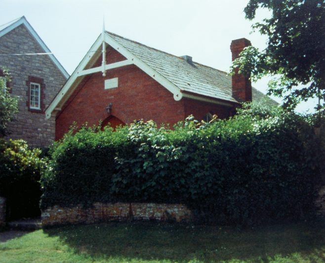 Langton Herring Primitive Methodist chapel | Keith Guyler 1989