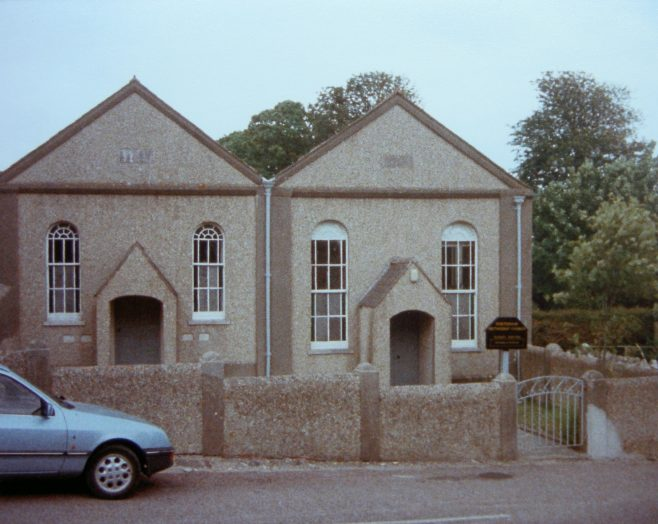 Portesham Primitive Methodist chapel | Keith Guyler 1989