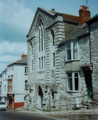 Fortuneswell Primitive Methodist chapel | Keith Guyler 1989