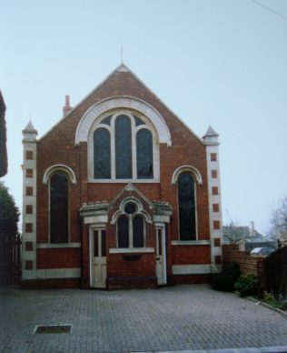 Barford St Martin Primitive Methodist chapel | Keith Guyler 1992