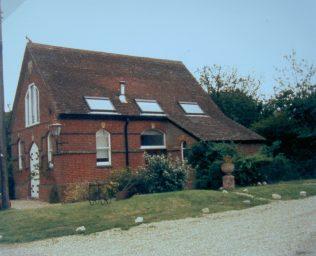 Breamore Primitive Methodist chapel   Keith Guyler 1988