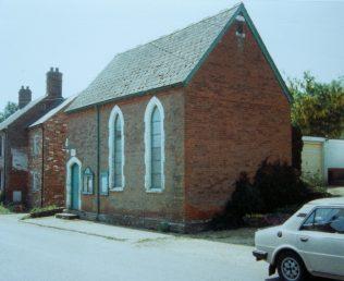 Damerton Primitive Methodist chapel | Keith Guyler 1989