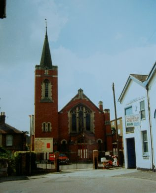 Dews Road Primitive Methodist chapel | Keith Guyler 1991