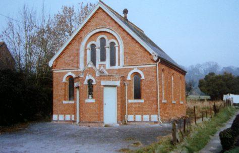 Dinton Primitive Methodist chapel