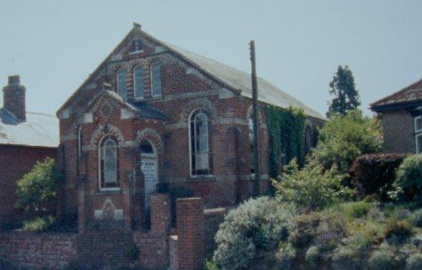 Sixpenny Handley Primitive Methodist chapel