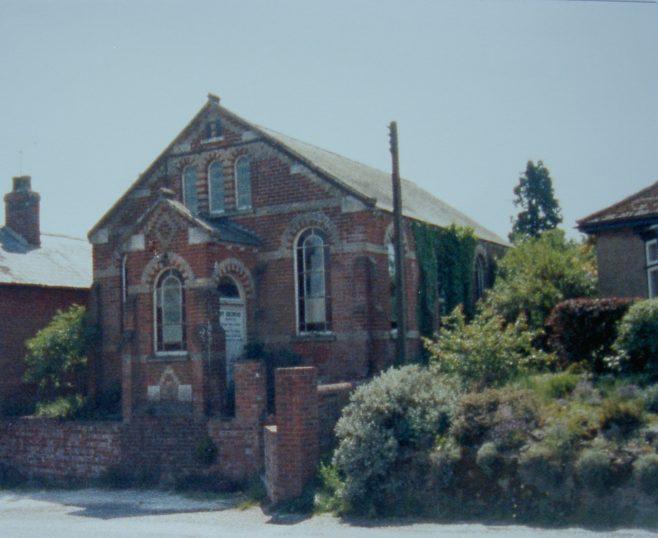 Handley Primitive Methodist chapel | Keith Guyler 1988