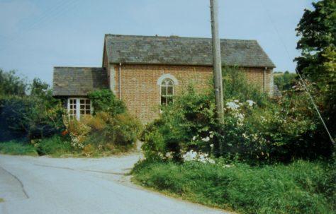 Homington Primitive Methodist chapel