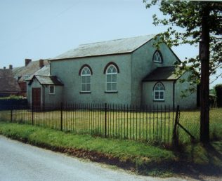 Martin Primitive Methodist chapel | Keith Guyler 1989