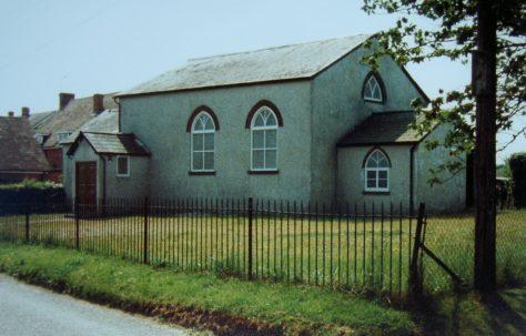 Martin Primitive Methodist chapel