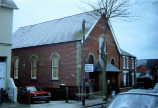 St Marks Road Primitive Methodist chapel | Keith Guyler 1992
