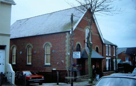 Salisbury St Marks Road Primitive Methodist chapel
