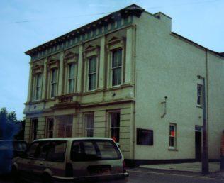 Wilton Primitive Methodist chapel   Keith Guyler 1990