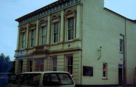 Wilton Primitive Methodist chapel