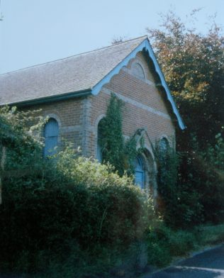 Alvediston Primitive Methodist chapel | Keith Guyler 1991