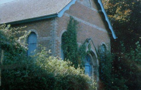 Alvediston Primitive Methodist chapel