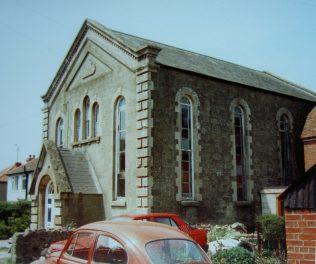 Enmore Green Primitive Methodist chapel | Keith Guyler 1989
