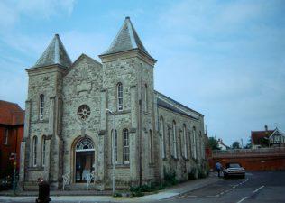 second Gillingham Primitive Methodist chapel | Keith Guyler 1994