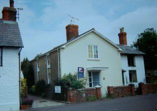 first Gillingham Primitive Methodist chapel | Keith Guyler 1994