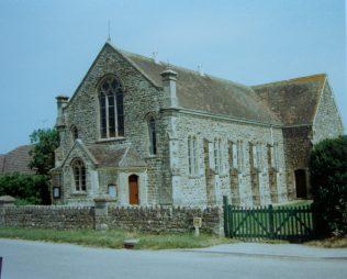 Marnhull Primitive Methodist chapel | Keith Guyler 1998