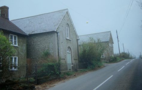 Melbury Cann Common Primitive Methodist chapel