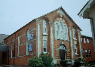 Blandford Forum Albert Street Primitive Methodist chapel | Keith Guyler 1993