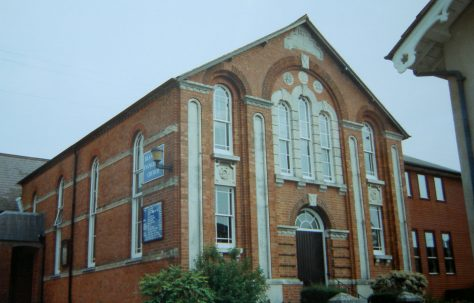Blandford Forum Albert Street Primitive Methodist