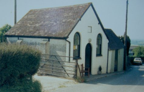 Broad Oak Primitive Methodist chapel