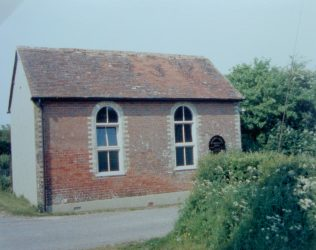 Ibberton Primitive Methodist chapel | Keith Guyler 1988