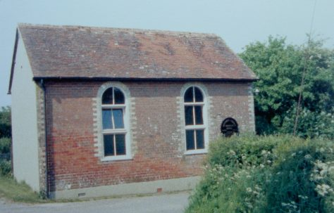 Ibberton Primitive Methodist chapel