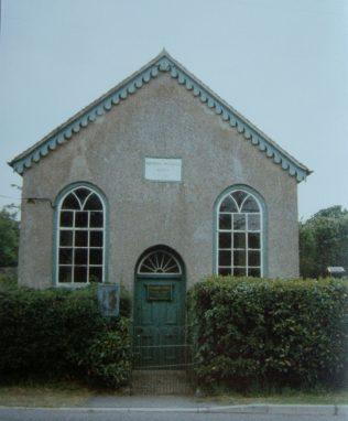 Kings Stag Primitive Methodist chapel | Keith Guyler 1988