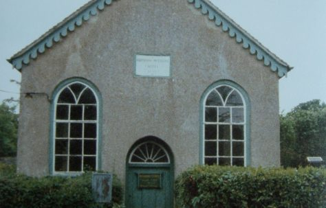 Kings Stag Primitive Methodist chapel