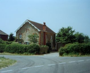 Todber Moorside Primitive Methodist chapel | Keith Guyler 1989