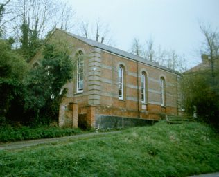 The Bridge Primitive Methodist chapel | Keith Guyler 1993