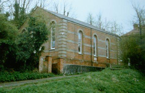 Sturminster Newton The Bridge  Primitive Methodist chapel