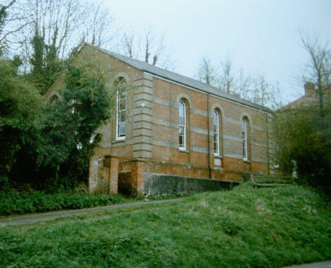 The Bridge Primitive Methodist chapel   Keith Guyler 1993