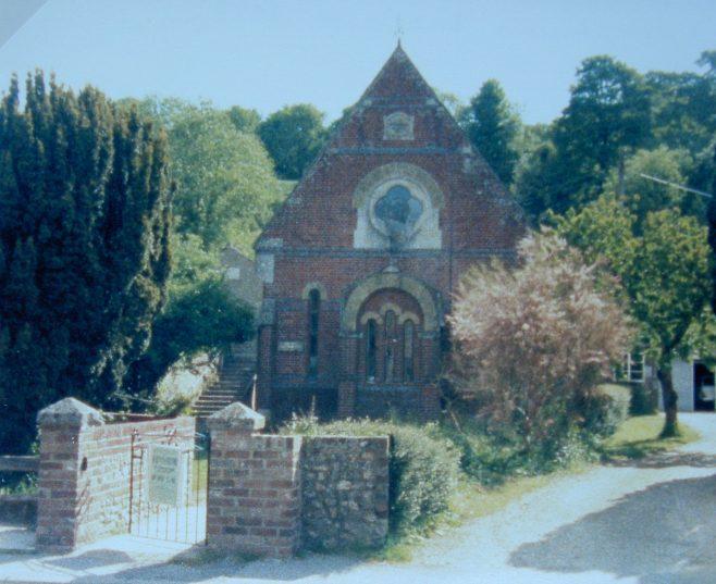 Winterborne Stickland | Keith Guyler 1988