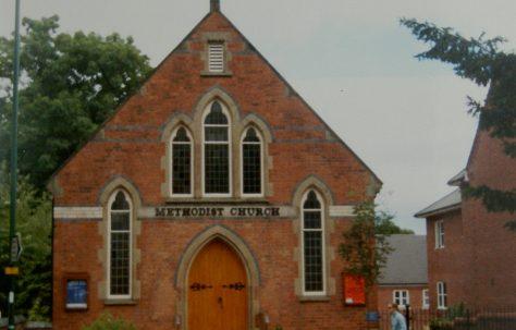 Shrewsbury; Belle Vue PM Chapel