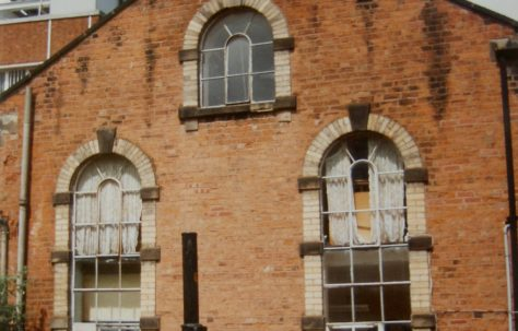 Shrewsbury; Castle Court PM Chapel