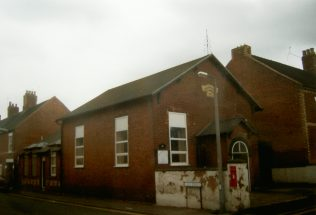 former Rugeley Primitive Methodist chapel | Keith Guyler 2000