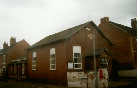 Rugeley Primitive Methodist chapel