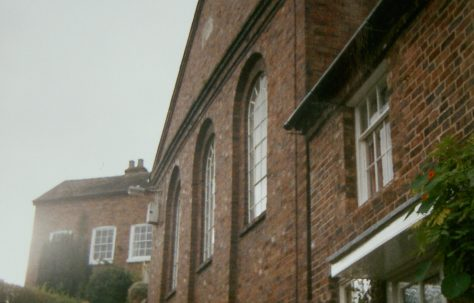 Bridgnorth Primitive Methodist chapel