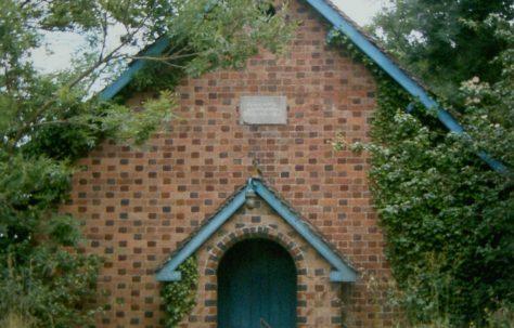 Stretton Westwood PM Chapel, Shropshire