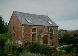 Meadowtown Primitive Methodist chapel | Keith Guyler 2000
