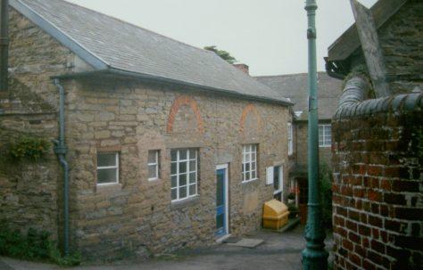 Bishop's Castle Primitive Methodist Chapel, Shropshire