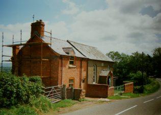 former Green Primitive Methodist chapel   Keith Guyler 1993