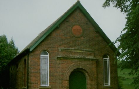 Kinnerton Primitive Methodist chapel