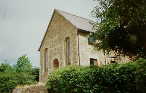 North Lydbury Primitive Methodist Chapel, Shropshire
