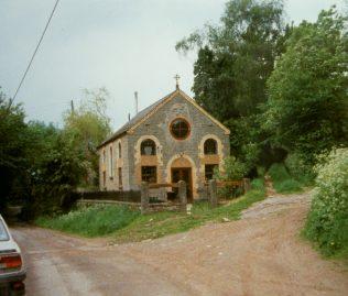Whitcott Keysett Primitive Methodist chapel | Keith Guyler 1993