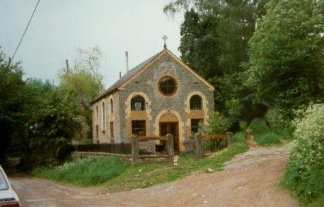 Whitcott Keysett Primitive Methodist chapel